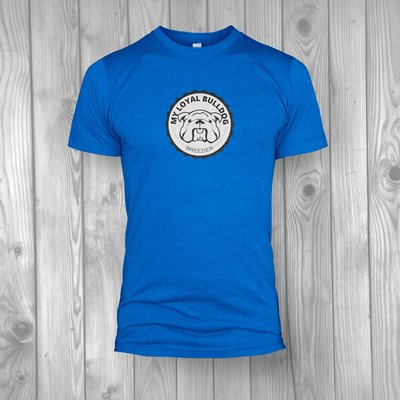 Logo Shirt - Blue